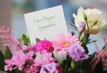 Sending Sympathy Flowers in 2020